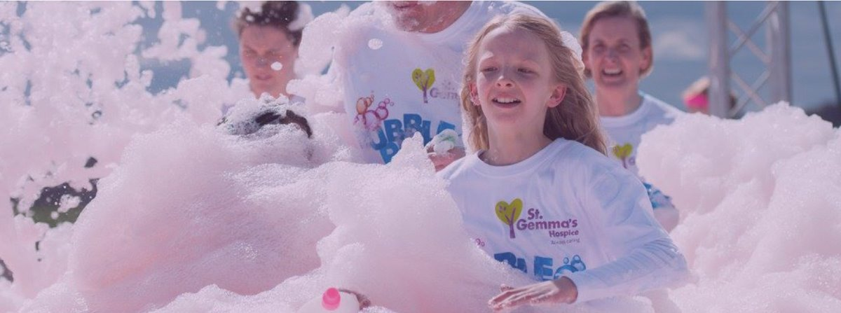 Leeds Bubble Rush 2019