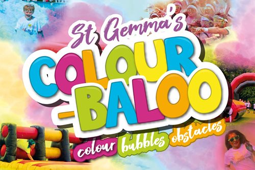 St Gemma's Colour-Baloo