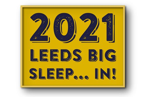 Leeds Big Sleep... In!