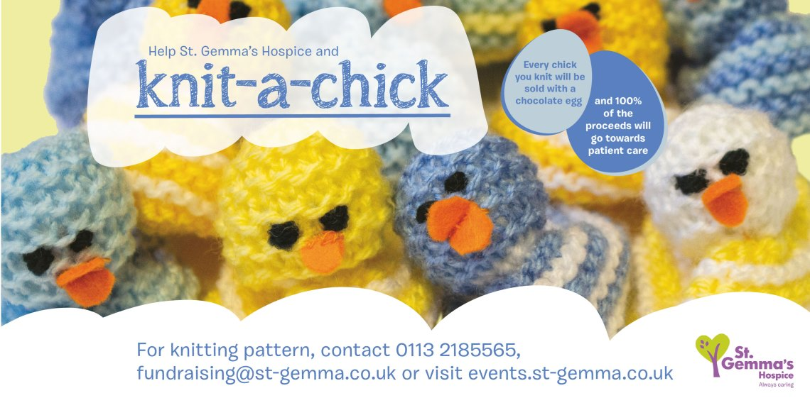 Knitted Chicks